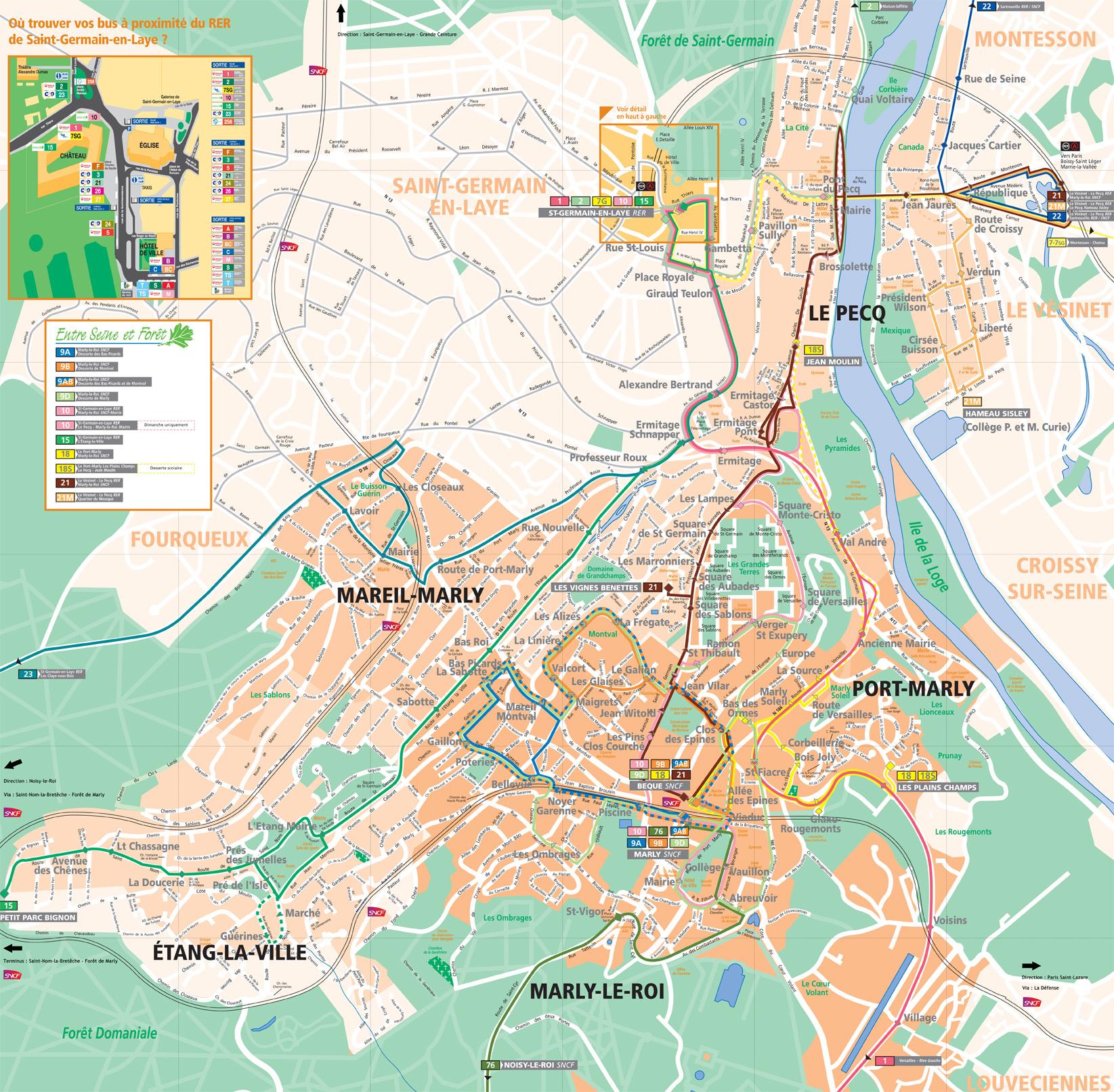 Site officiel de la Ville de Saint Germain en Laye: Saint